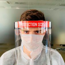 Санитарно-защитные экраны для лица PROTECTION SCREEN