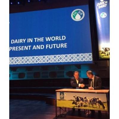 АВМ представляє International Dairy Federation в Україні