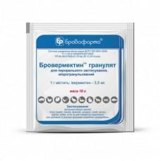 Бровермектин гранулят - 10 гр