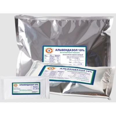 Альбендазол 10% - 10 г