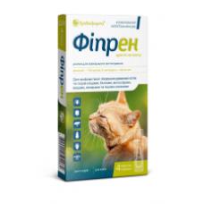 Фіпрен для котів (0,5 мл *4 шт)