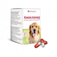Амокланид - 25 капсул по 0,5 г