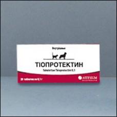 Тіопротектин (20 таблеток 0.1 г )