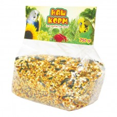 Наш корм для хвилястих папуг - 750 г