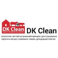 DK Clean - для осушения пола в местах содержания животных (цена за кг / мешок 15 кг)