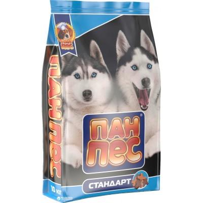 Сухой корм Пан Пес Стандарт для собак всех пород со вкусом курицы 10 кг