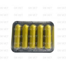 Свечи внутриматочные с фуразолидоном №5
