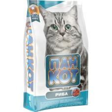 Сухой корм для кошек Пан Кот Риба 10 кг