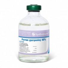 Раствор уротропина 40% - 100 мл