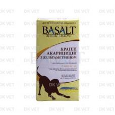 Капли акарицидные с дельтаметрином №5 1 мл