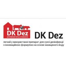DK Dez - препарат для сухой дезинфекции