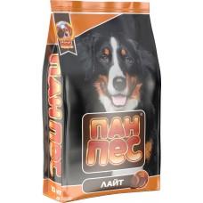 Сухой корм Пан Пес Лайт для собак всех пород со вкусом курицы 10 кг